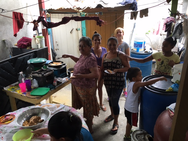 Hands & Feet...serving children in San Pedro Sula