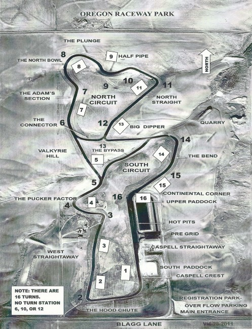 Track Map