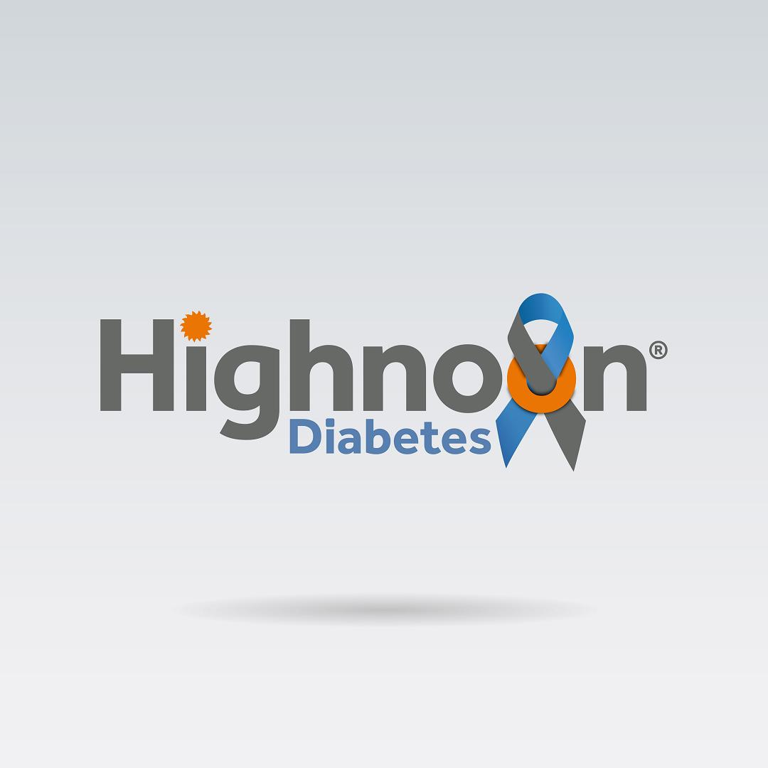 Highnoon Diabetes – Logo