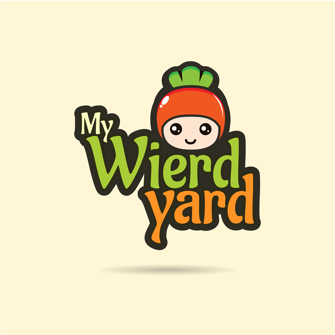 My Wierd Yard – Mascot Logo