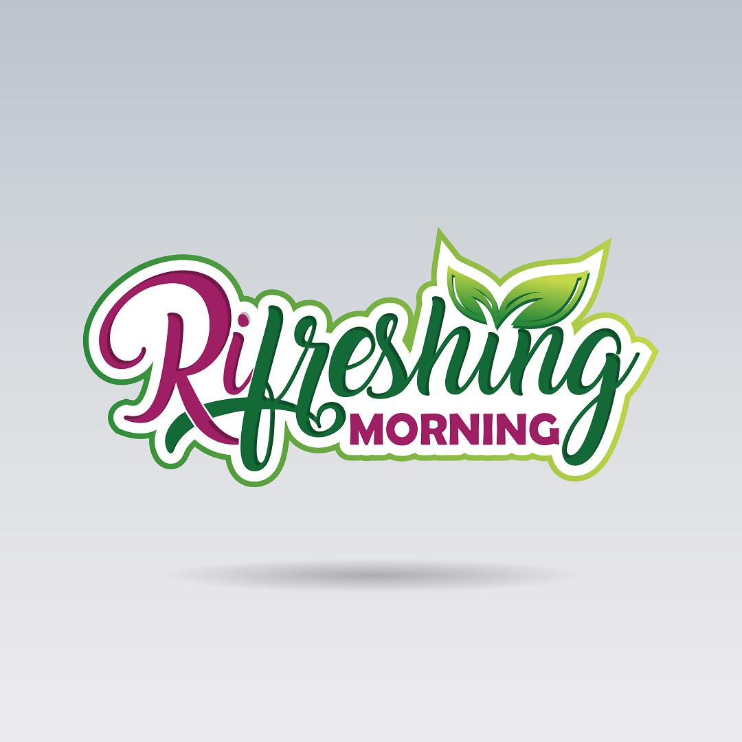 Rifreshing Morning – Mascot Logo