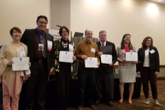 The-IOMS-2017-2018-Board-of-Trustees-being-recognized-at-the-membership-meeting