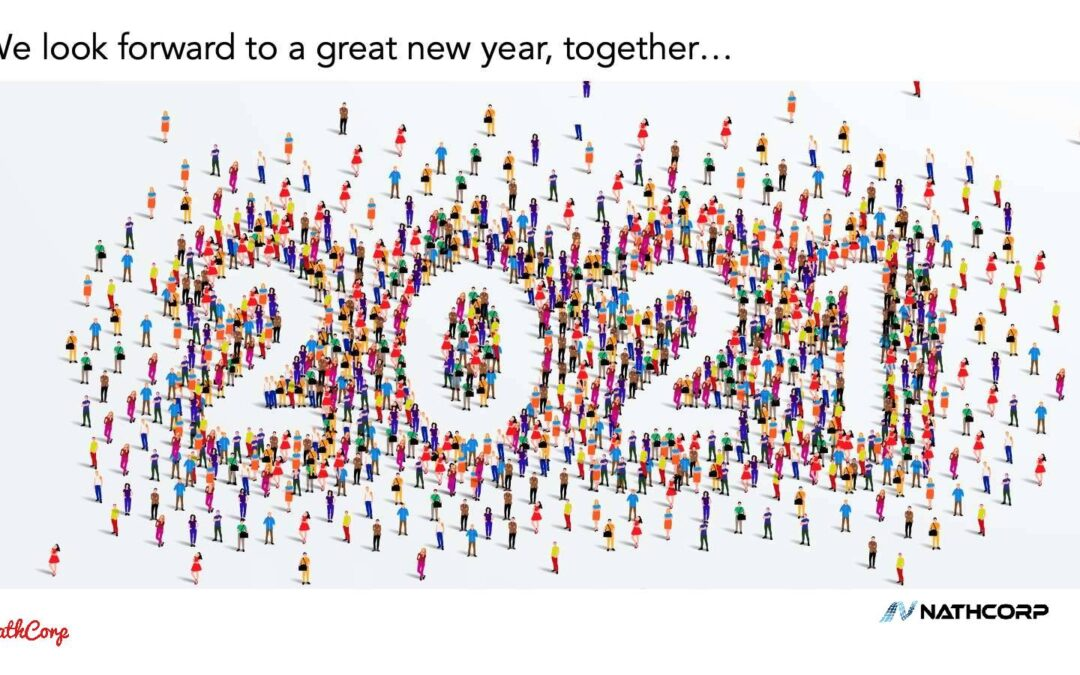 We look forward to a great New Year together!