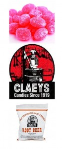 Hard candy-Claey's Sugar Candy