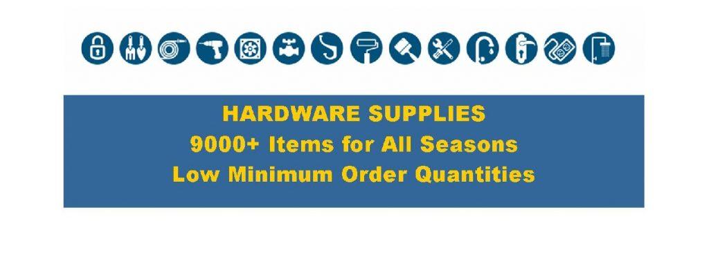 Wholesale Hardware Supplies