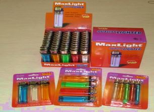 Cigarette Lighters and BBQ LightersWholesale supplier of Cigarette Lighters and BBQ Lighters