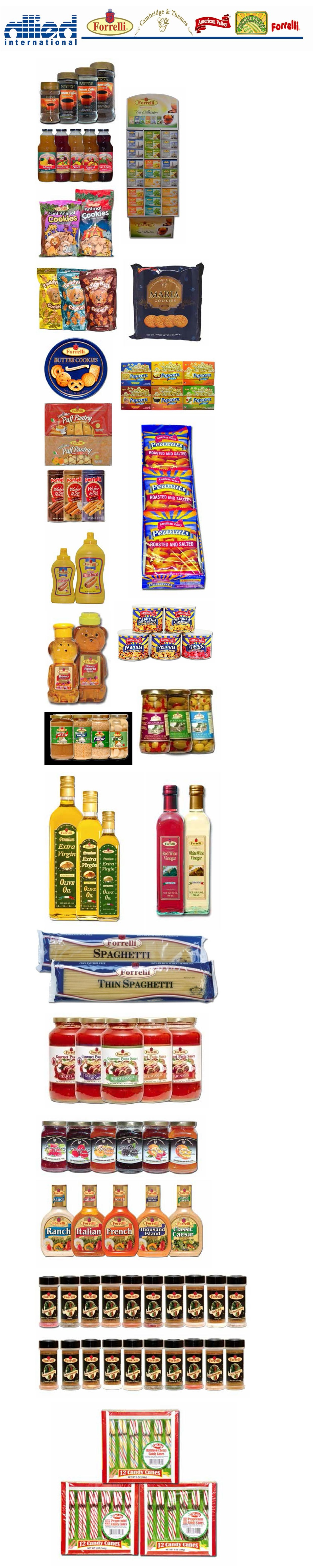 Allied foods image
