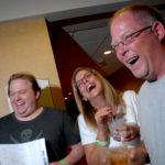 Dustin Adair, Robert Campbell and Amy smith metromix