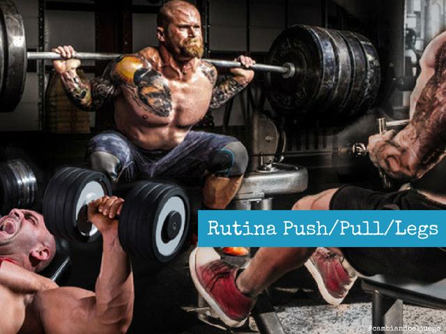 Rutina Push_Pull_Legs
