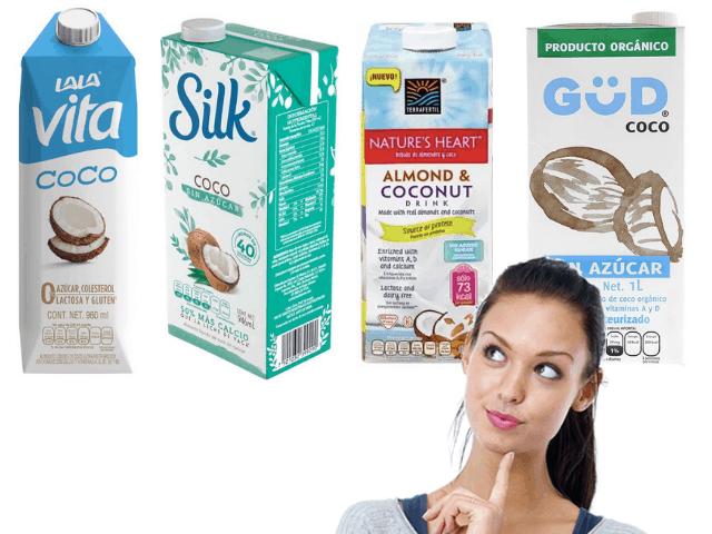 cual leche de coco es la mejor