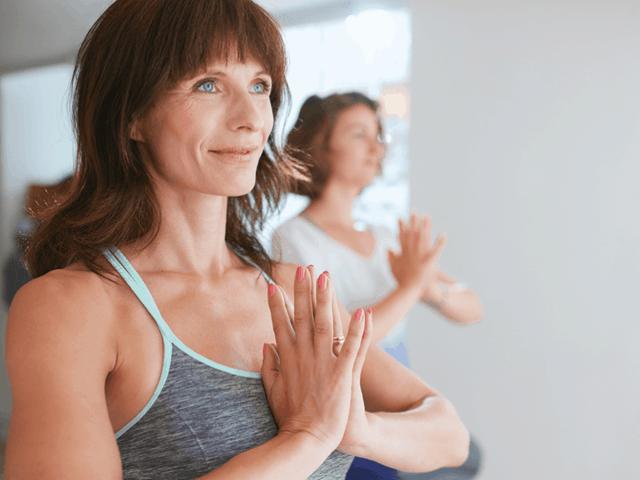 pérdida de peso y menopausia