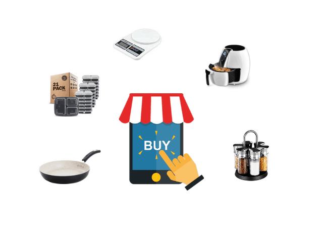 5 Cosas Que Puedes Comprar En Amazon Que Te Ayudarán A Apegarte Aún Más A Tu Plan De Alimentación