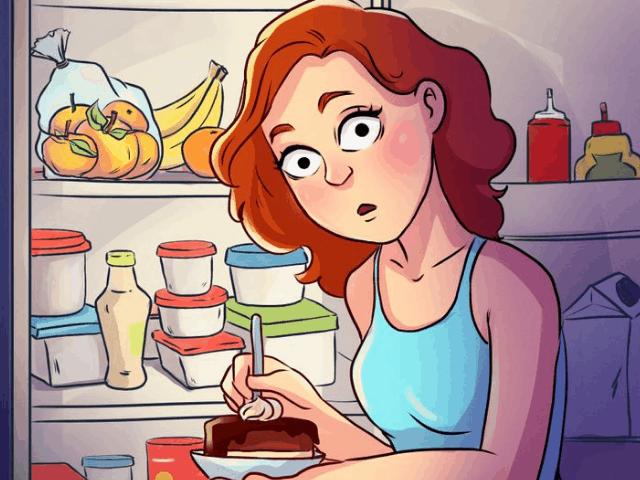 ansiedad por comer, tips para lidiar con ésta