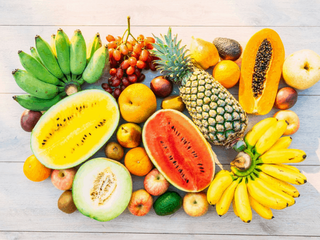 Hablemos De Los Equivalentes De Fruta Portada