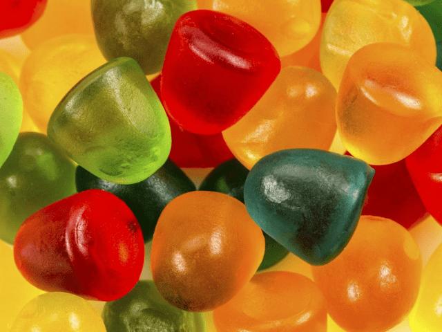 Portada gomitas bajas en calorías buena