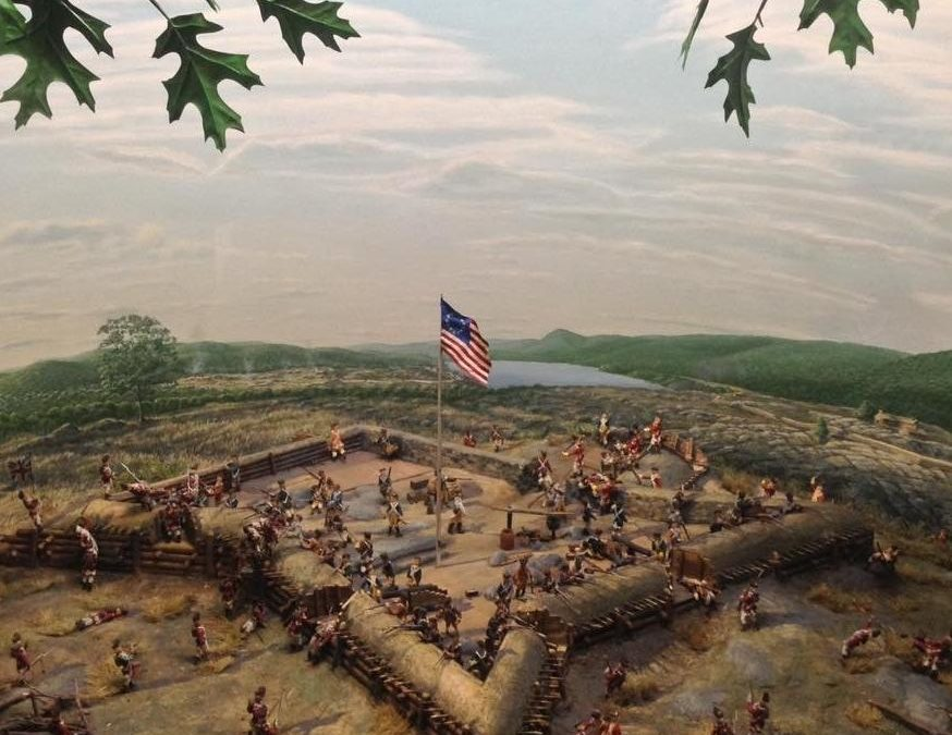 On this day: The Battle of Forts Clinton and Montgomery