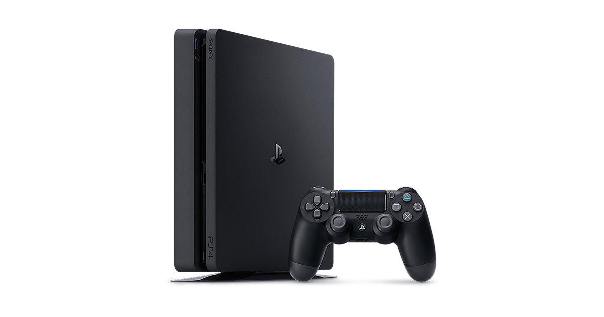 PS4 Console - Test Image
