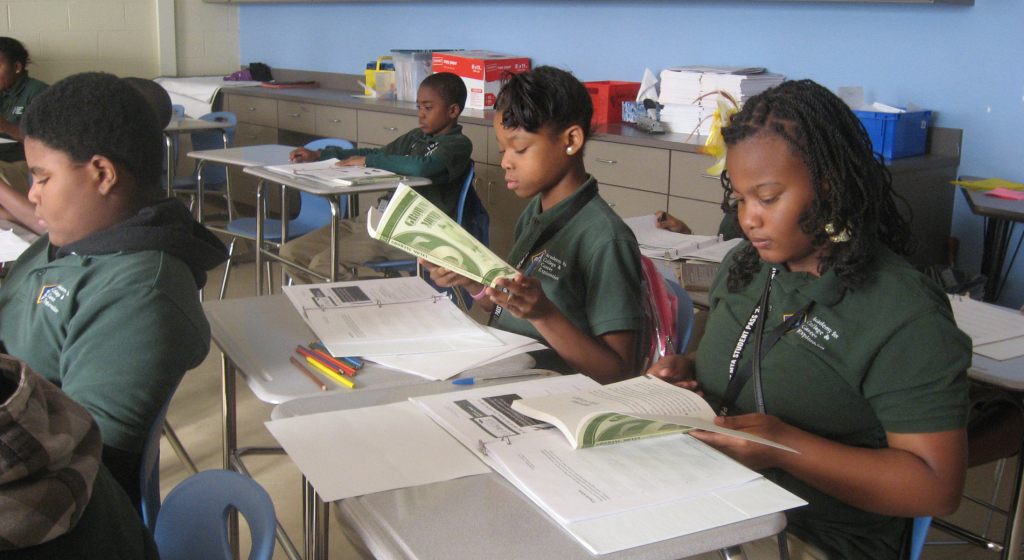 ACCE Academy SIF 6th Grade Students