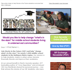 View May 2015 Letter