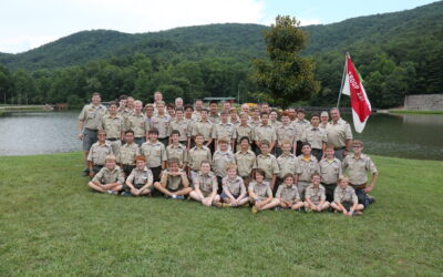 Summer Camp 2014 – Camp Rainey Mountain