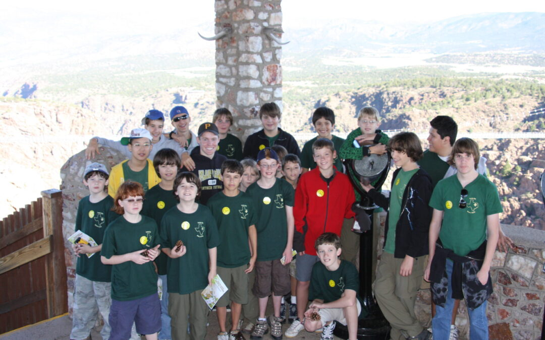 Summer Camp 2009 - Camp Cris Dobbins, CO