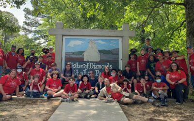 Crater of Diamonds Campout – May 2021