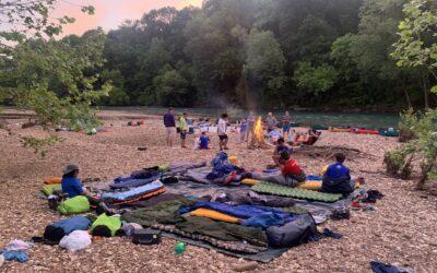 Buffalo River Canoe Trip 2021