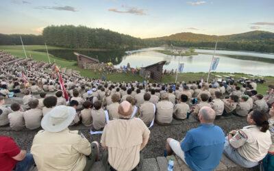 Summer Camp 2021 – Woodruff Scout Camp
