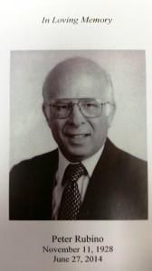 Peter Rubino1