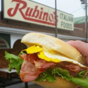 breakfast sandwich 1