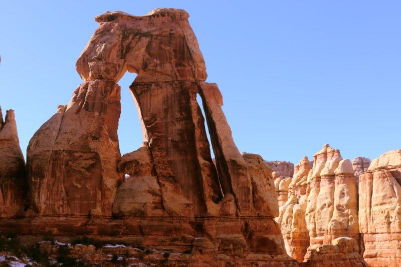 Canyonlands - Druid Arch