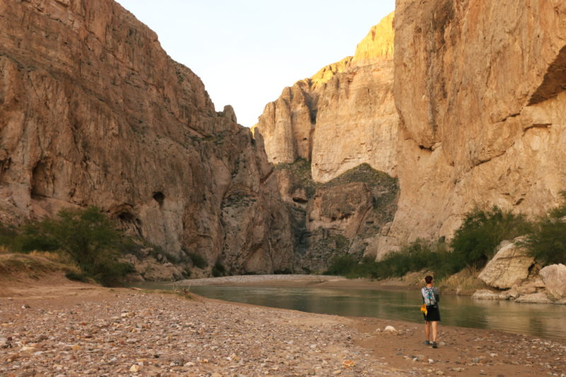 Big Bend National Park - Boquillas Canyon