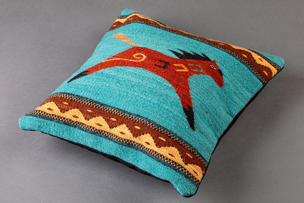 Flying Horse Pillow