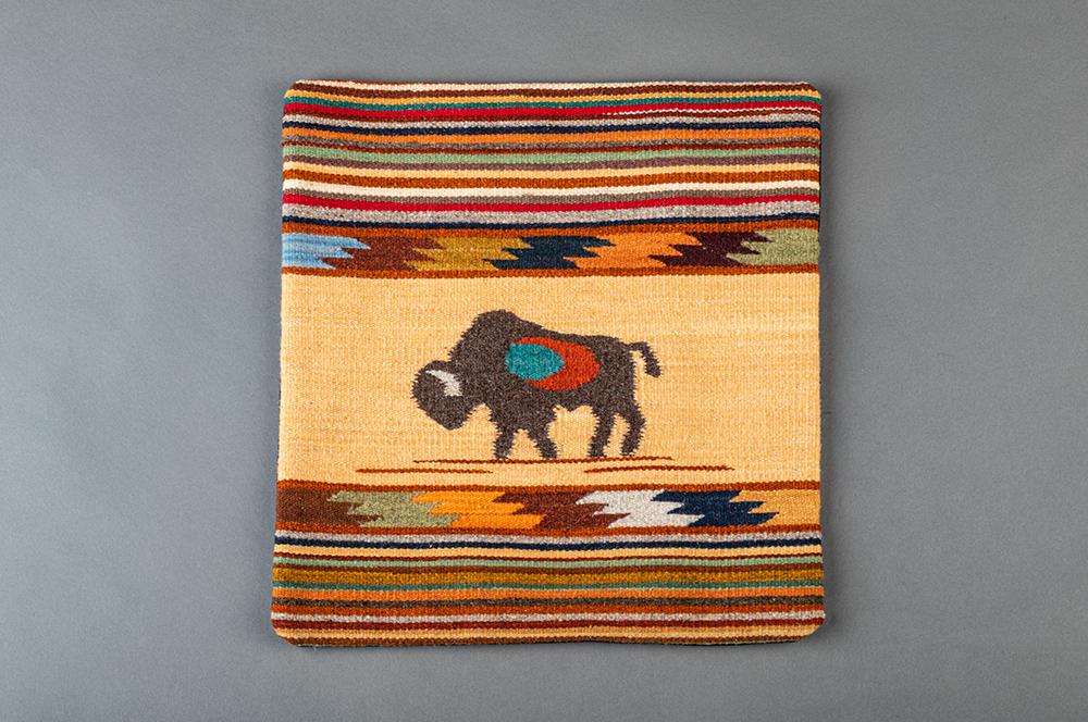 Arturo's Bison Pillow #2