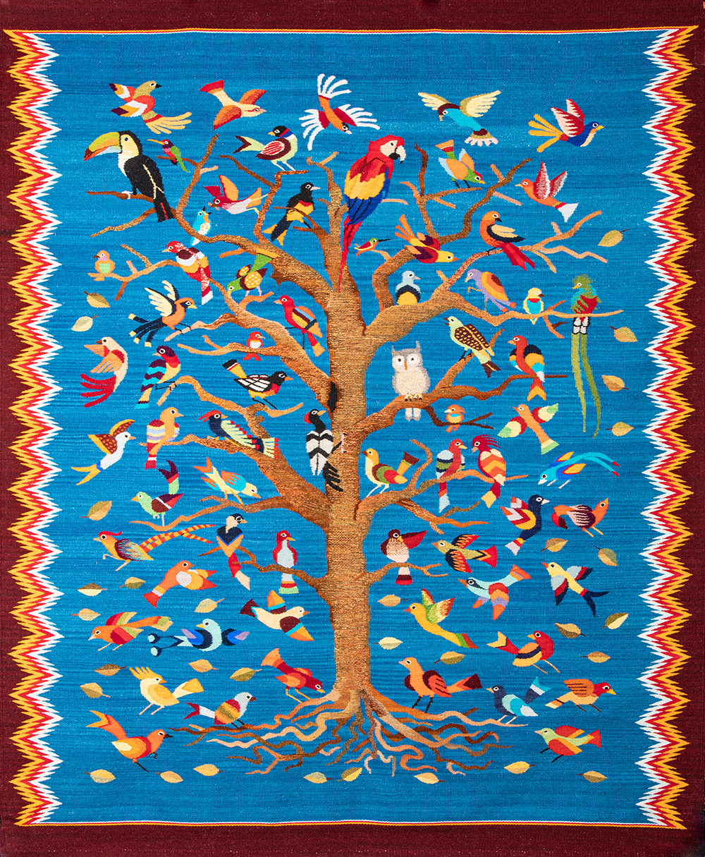 Traditional Grand Tree of Life