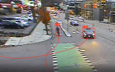 Bicycle right turn safety – 200 site pooled study.