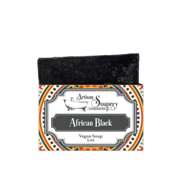 African Black Vegan