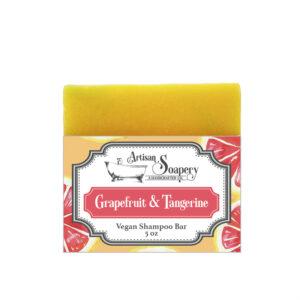 Grapefruit & Tangerine Vegan Shampoo