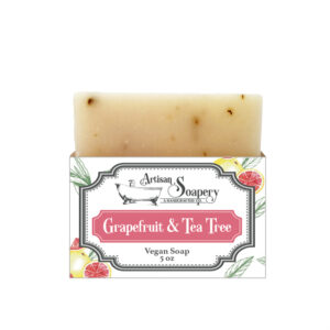 Grapefruit & Tea Tree Vegan