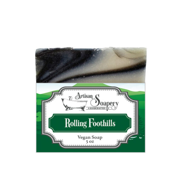 Rolling Foothills Vegan