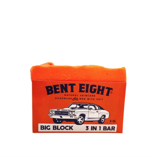 Big Block Orange