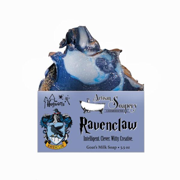 Ravenclaw soap