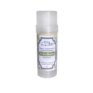 Tea Tree Rosemary Deodorant