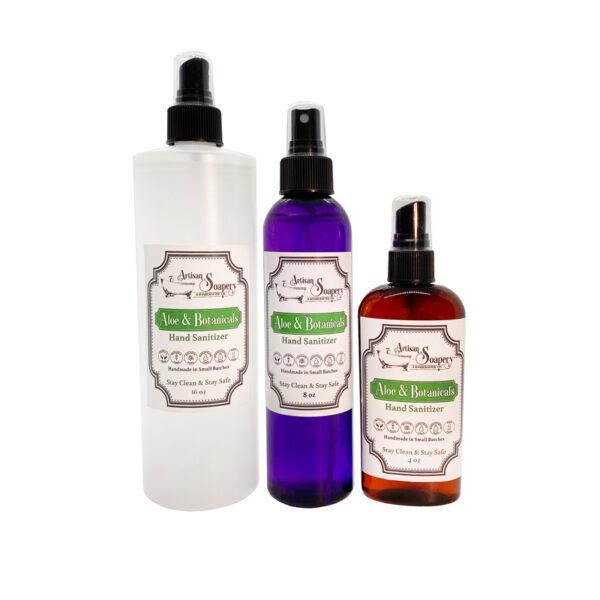 Aloe & Botanicals Hand Sanitizer