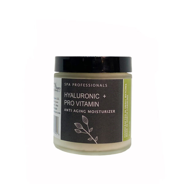 Hyaluronic + Pro Vitamin Anti Aging Moisturizer Product