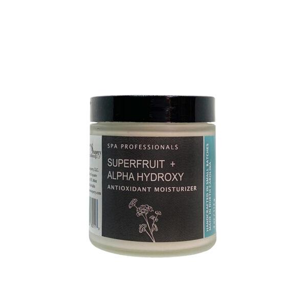 Superfruit + Alpha Hydroxy Antioxidant Moisturizer Product