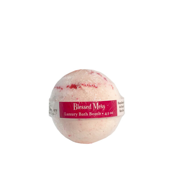 Blessed Mess Luxury Bath Bomb