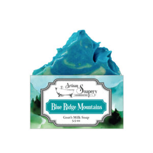 Blue Ridge Mountains Goat's Milk Soap