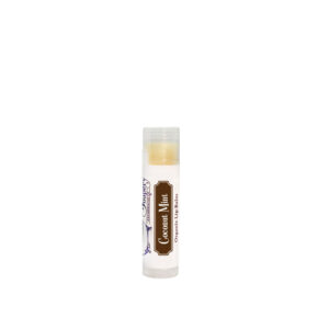 Coconut Mint Lip Balm