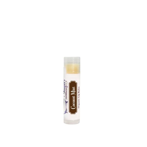 Coconut Mint Lip Balm